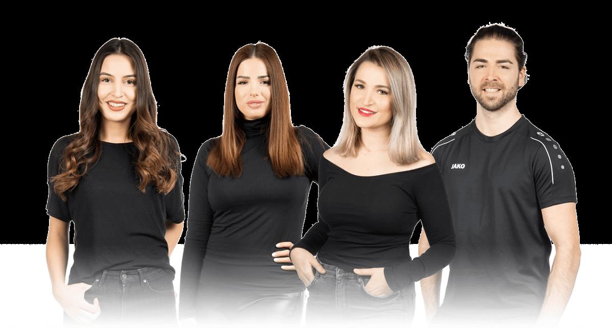 Das Team von Chique beauté Buer